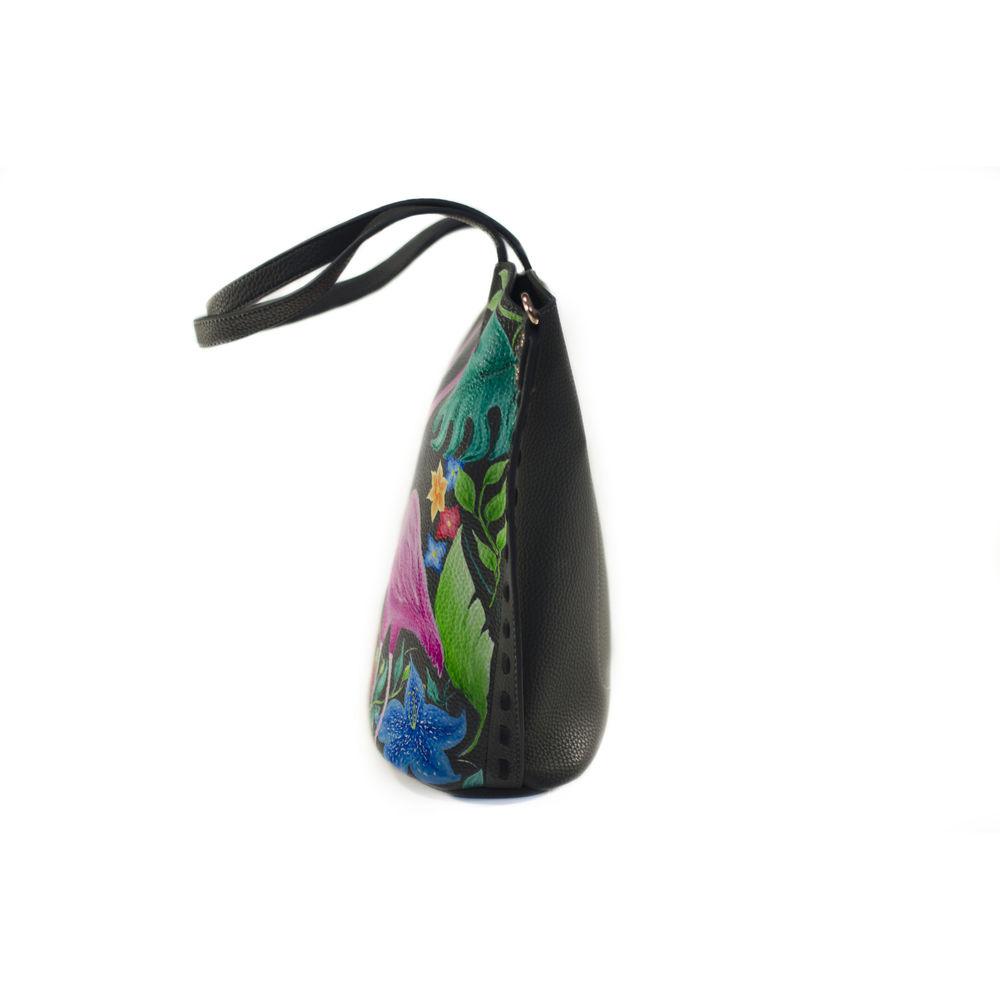 сумка с росписью, идея подарка