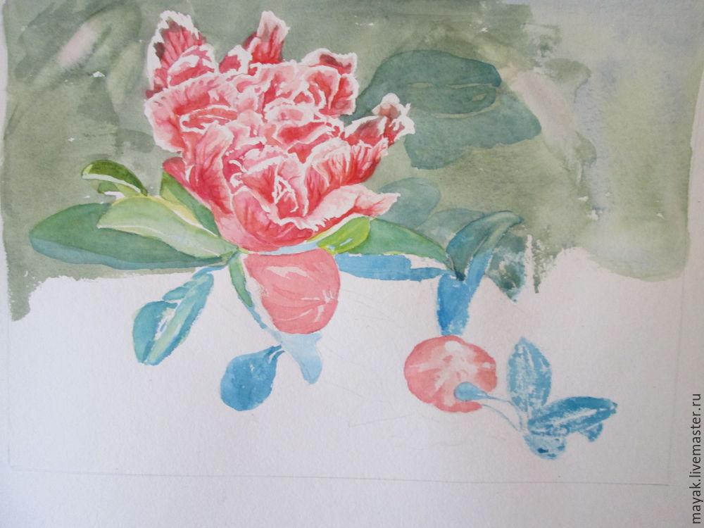 научиться рисовать, как рисуют поэтапно