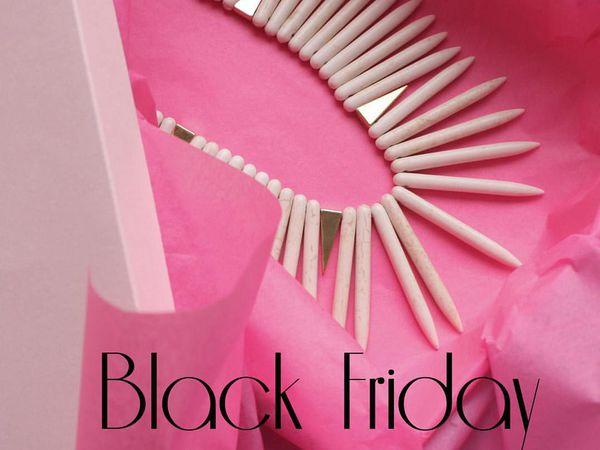 Black Friday | Ярмарка Мастеров - ручная работа, handmade