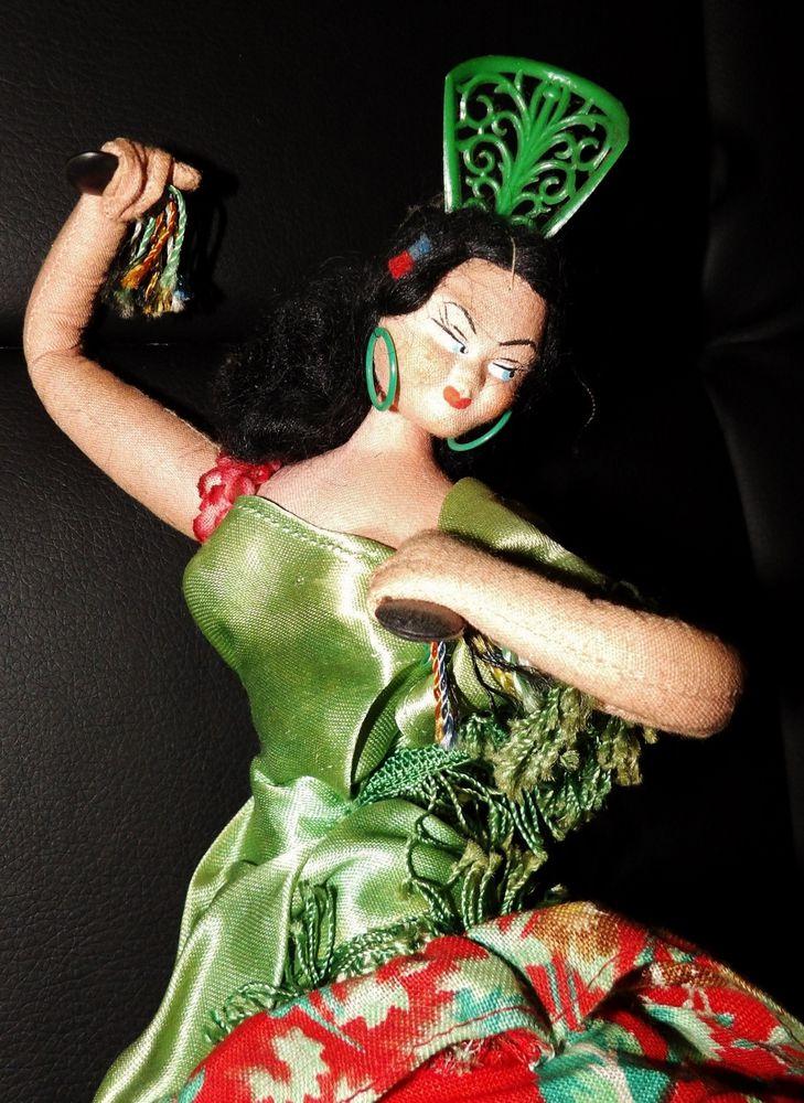 Чувственные куклы фламенко в образе Carmelita Geraghty, фото № 29