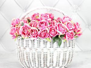Наши цветы украсят любой интерьер. Ярмарка Мастеров - ручная работа, handmade.