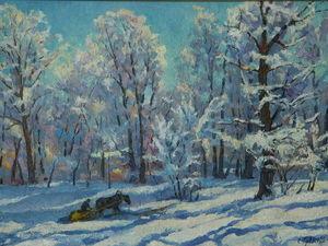 Вдохновение от прекрасных картин Евегения Плетнёва. Ярмарка Мастеров - ручная работа, handmade.