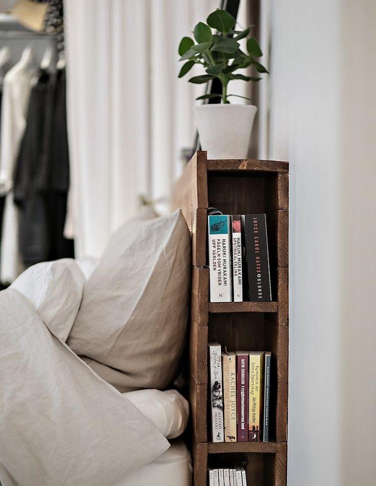 Поиграем в прятки: 45+ идей полок для маленькой квартиры, фото № 24