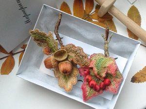 Прощай осень!:)). Ярмарка Мастеров - ручная работа, handmade.