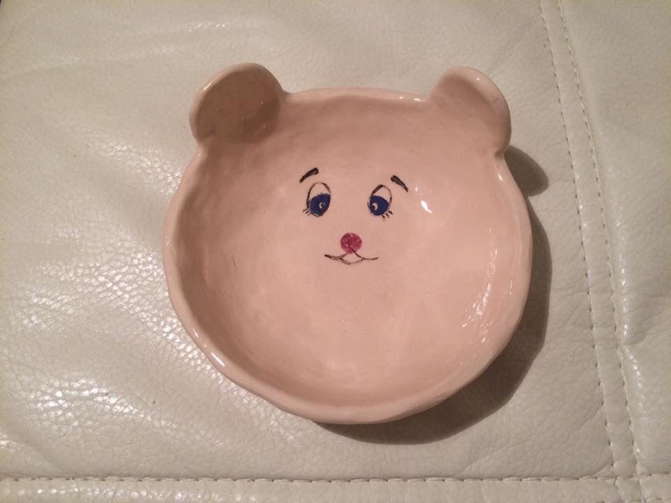 мастер-класс по лепке, лепка из глины, романтичный подарок, посуда из глины