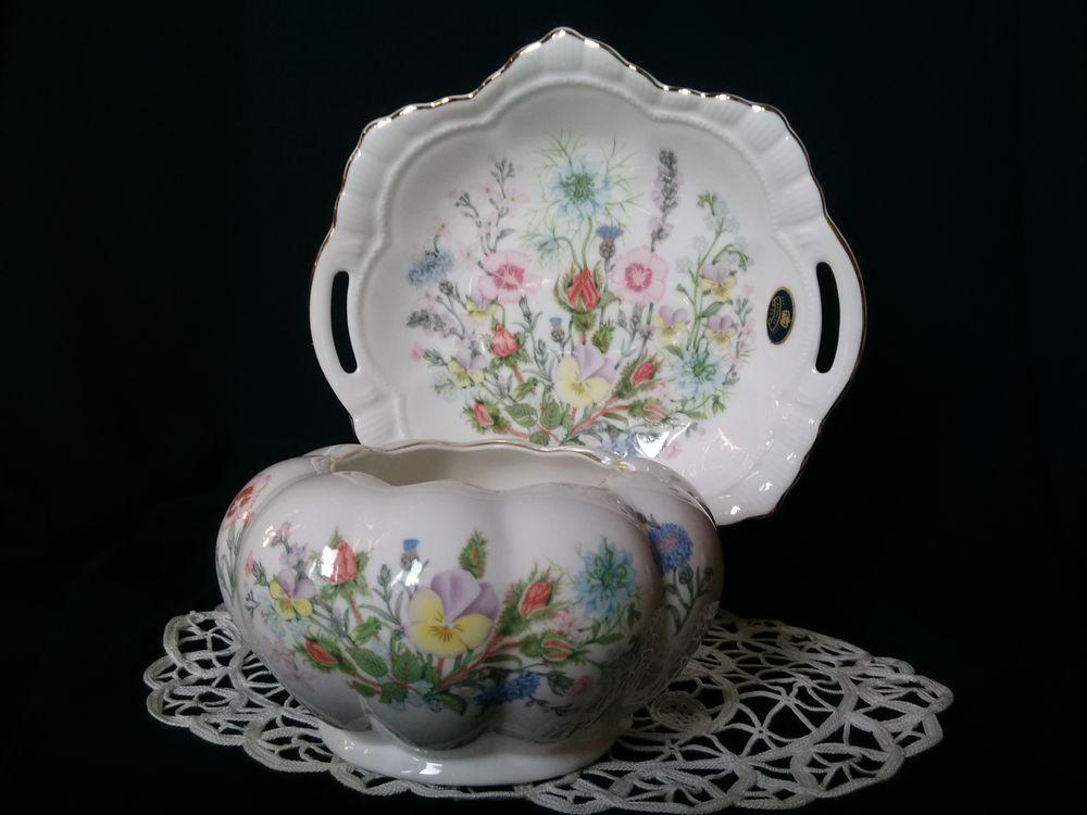 фарфоровая посуда, любимые цветы