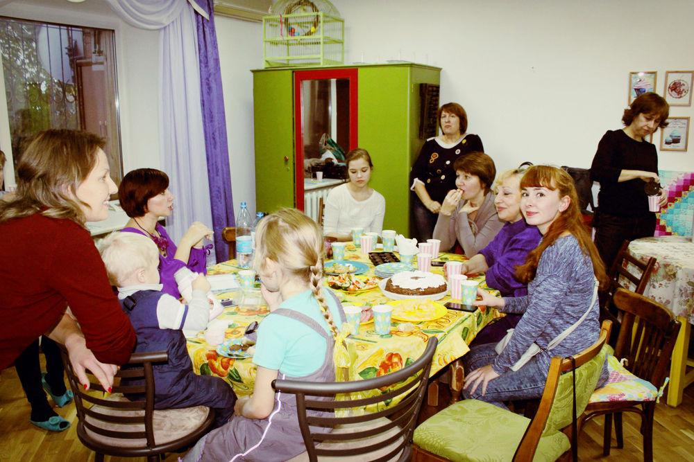 Фото о встречи, посвященной открытию Школы Войлока, фото № 17
