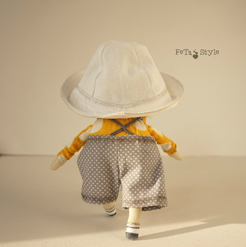 Солнышко в панамке или Детский сад на даче, фото № 12