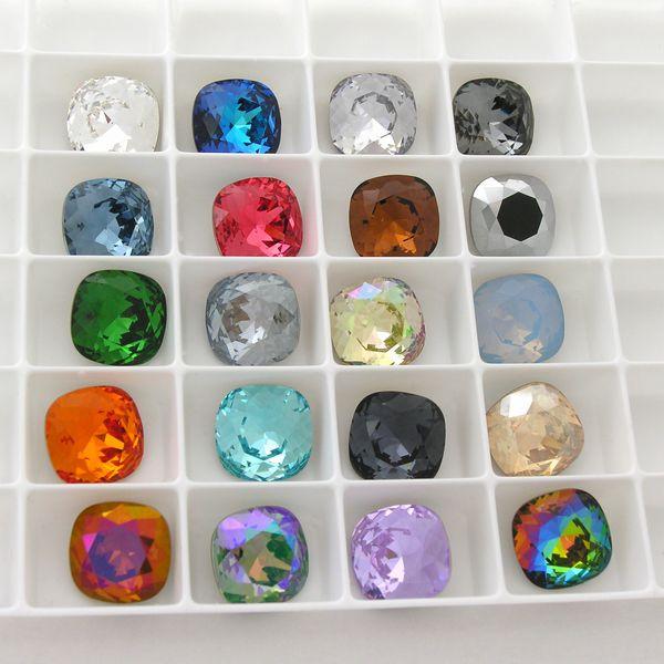 кристаллы, кристалл, swarovski 2016, цветовая палитра
