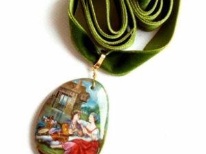 Скидки 12% на лаковую миниатюру к 12-летию ЯМ.. Ярмарка Мастеров - ручная работа, handmade.