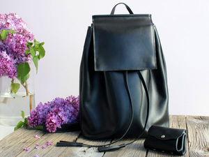 Фотографии рюкзака для Натальи | Ярмарка Мастеров - ручная работа, handmade