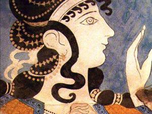 Минойские красавицы и их место в истории культуры и искусства. Ярмарка Мастеров - ручная работа, handmade.