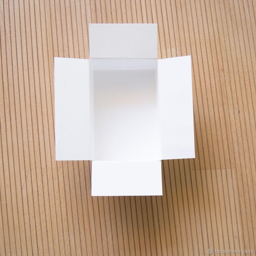 Делаем коробку для своих изделий, фото № 11