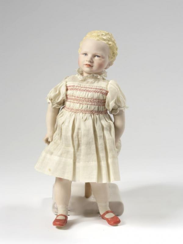 кукла фарфоровая, фарфоровая кукла