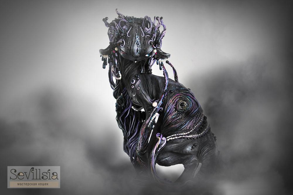 sevillsia, creature, darkness, кошачьяраса, зловещая, злой дух, аукцион