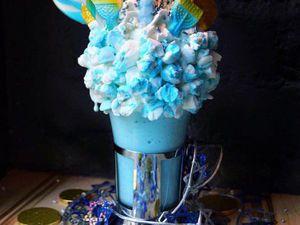 Безумное мороженое в нью-йоркском кафе Black Tap. Ярмарка Мастеров - ручная работа, handmade.