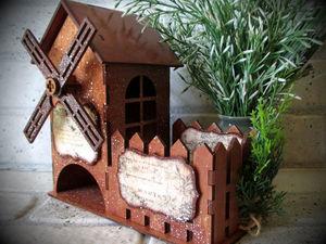 Снижены цены на два чайных домика в наличии. Ярмарка Мастеров - ручная работа, handmade.