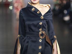 Неделя моды в Харбине Harbin Fashion Week 2018 и мои птички-колибри!. Ярмарка Мастеров - ручная работа, handmade.