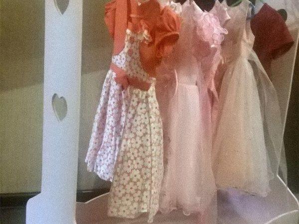 Напольная детская вешалка-стойка розовая   Ярмарка Мастеров - ручная работа, handmade