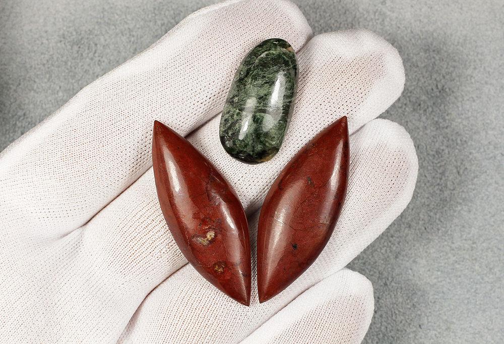 комплект камней, красиво