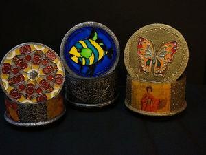 Imitation of Filigree Enamel DIY. Livemaster - handmade