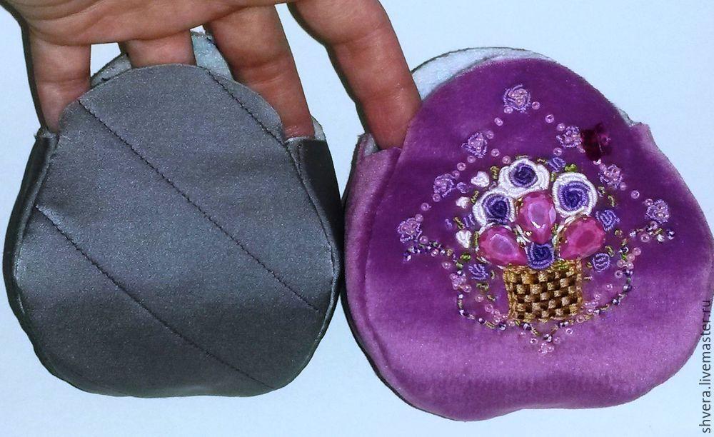 Шьем очаровательный кошелек в винтажном стиле, фото № 21