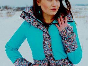 999!!!Дизайнерские курточки по суперакции!!!. Ярмарка Мастеров - ручная работа, handmade.