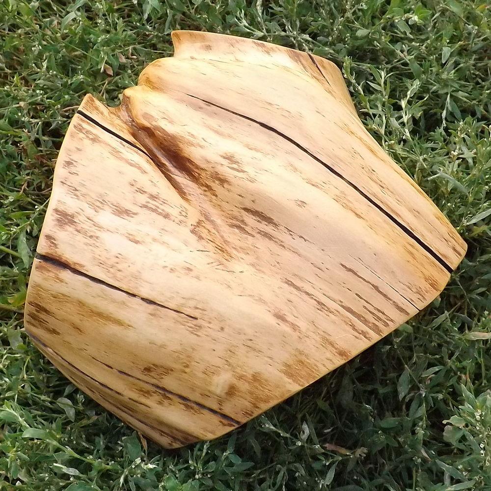 деревянный органайзер