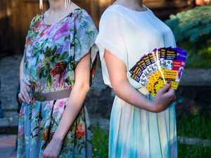 Акция на летние платья размера One Size. Ярмарка Мастеров - ручная работа, handmade.