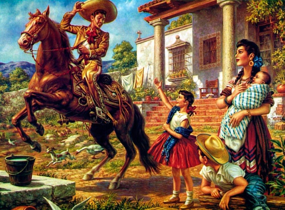 сегодяшний мексиканские картины фото способом можно проверить