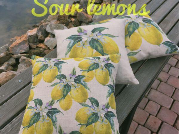 Сочные лимончики! | Ярмарка Мастеров - ручная работа, handmade