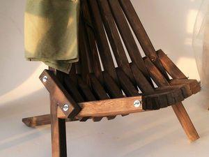 Честная мебель. Изготовление лофт-кресла | Ярмарка Мастеров - ручная работа, handmade