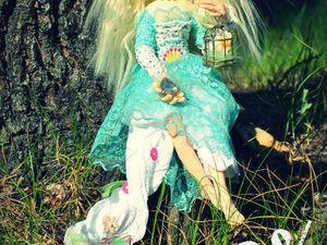 скидка на куклы 50% !!!!!!. Ярмарка Мастеров - ручная работа, handmade.