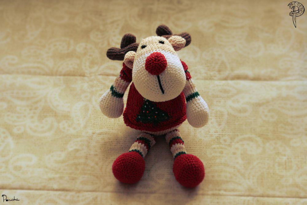 рождественский подарок, колокольчик