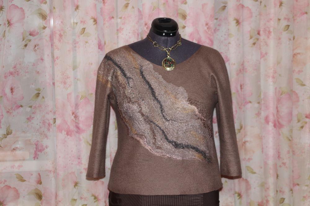 одежда из войлока, мк по валянию юбки, юбка из войлока, валяный свитер