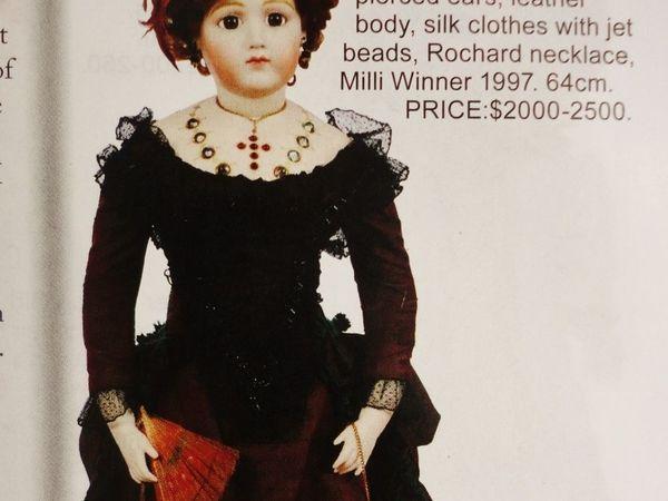 Коллекця антикварных и авторских кукол Ronis'а | Ярмарка Мастеров - ручная работа, handmade