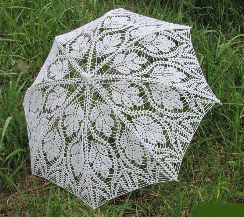 crocheted napkins