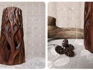 "Карандашница ""Древо"". Ярмарка Мастеров - ручная работа, handmade."