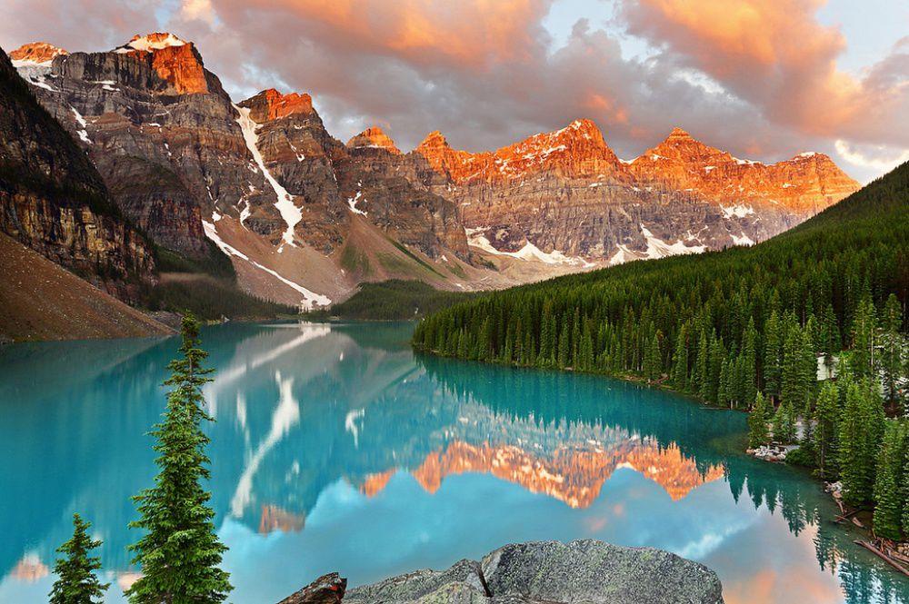 Краски природы: 49 впечатляющих фотографий, фото № 35