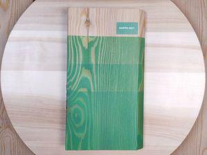 Видеокаталог цветных масел для дерева GAPPA 0021 (зеленый). Ярмарка Мастеров - ручная работа, handmade.