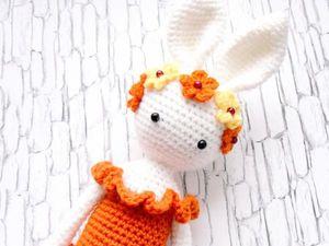 Снова с Вами! Заюшкины игрушки! | Ярмарка Мастеров - ручная работа, handmade