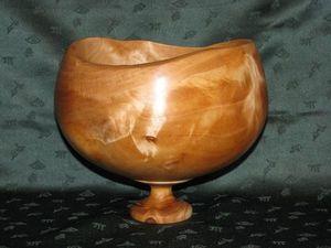 """Чаша из сувеля березы """"Сияние Завтрашнего Дня"""". Ярмарка Мастеров - ручная работа, handmade."""