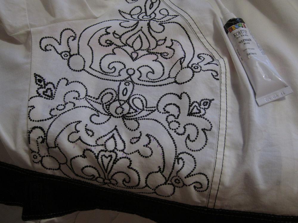 эксклюзивная блузка