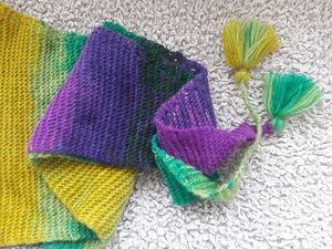 Распродажа в конце зимы на шарфики, снуды и шапочки. Ярмарка Мастеров - ручная работа, handmade.