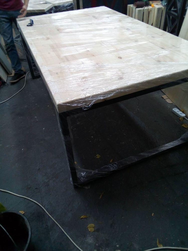 стол в стиле лофт, стол, стол лофт на заказ, стол в офис, лучший стол