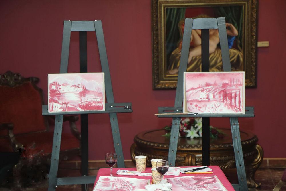рисование для начинающих, мастер-класс, мастер-класс для взрослых, мастре-класс по живописи, мастре-класс тоскана, живопись