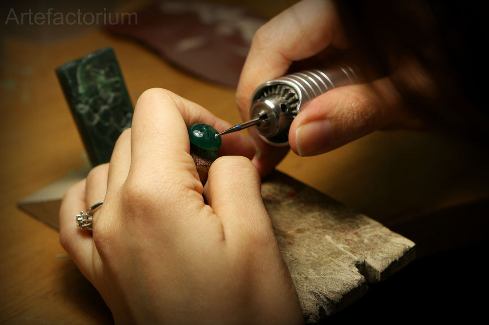 досуг в москве, обучение, украшение своими руками, ювелирные камни, ювелирная мастерская, резной камень