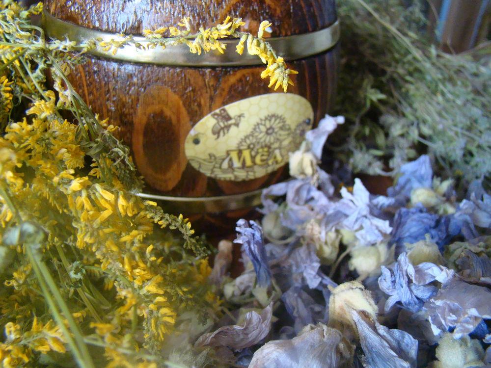 мед, мед алтайский, девясил