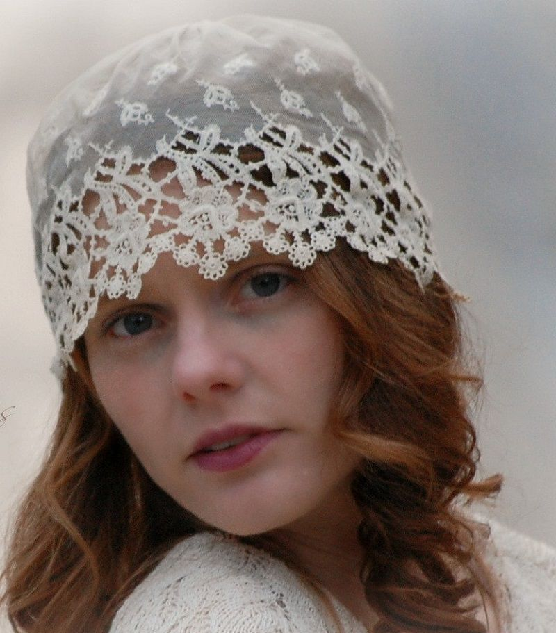 hat made of cotton