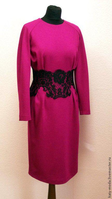 аукцион, платье с кружевом